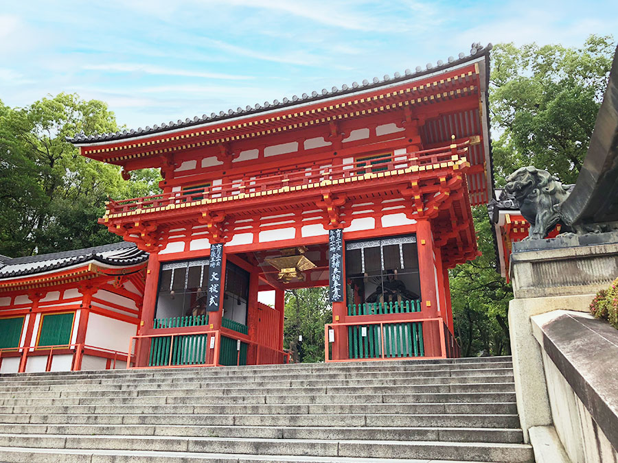 7月の平安神宮