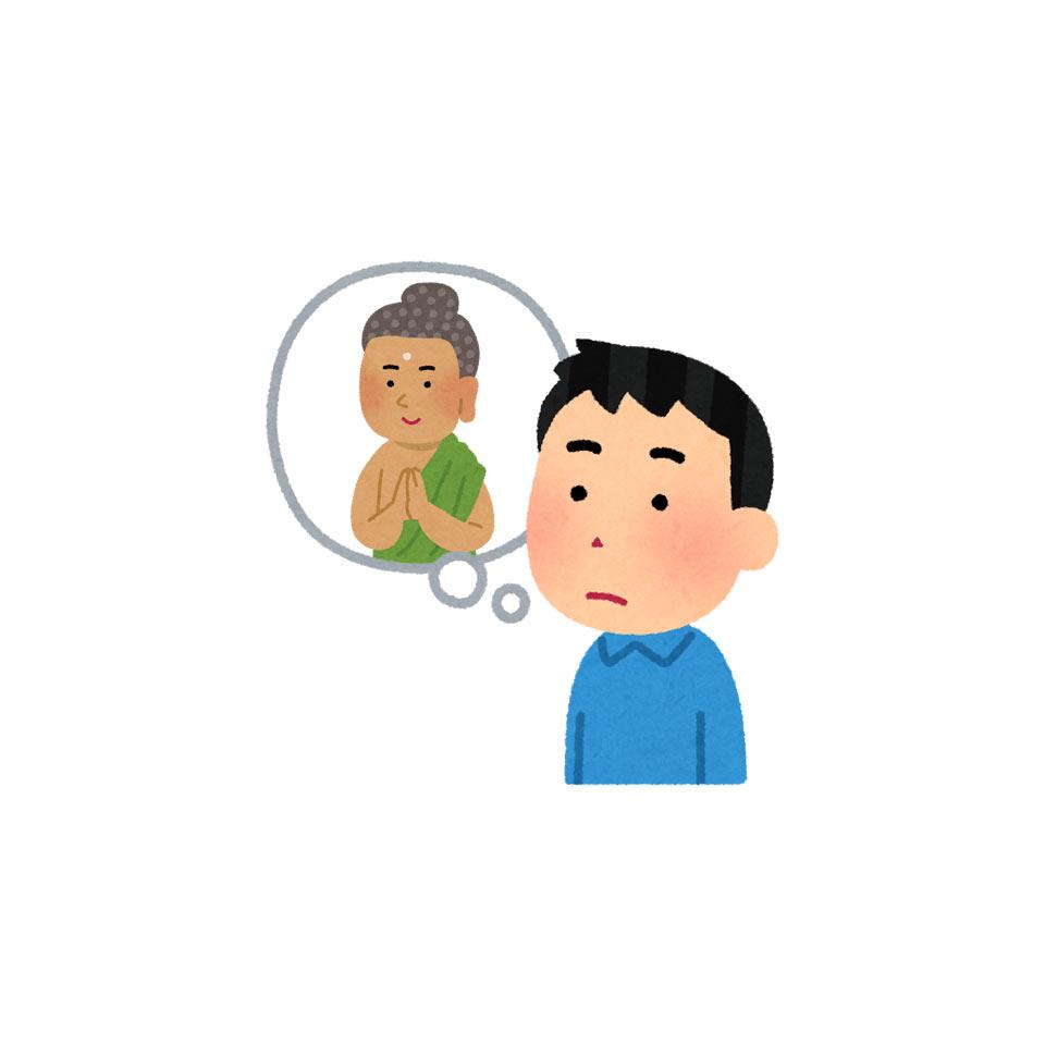 喉仏のイメージ