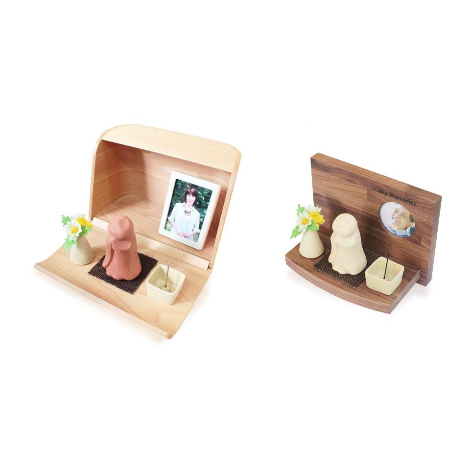 手元供養仏壇のイメージ