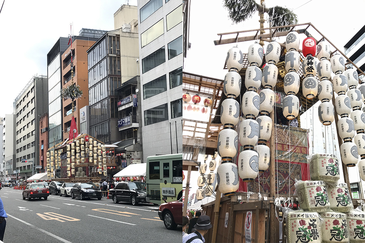 2019祇園祭の風景