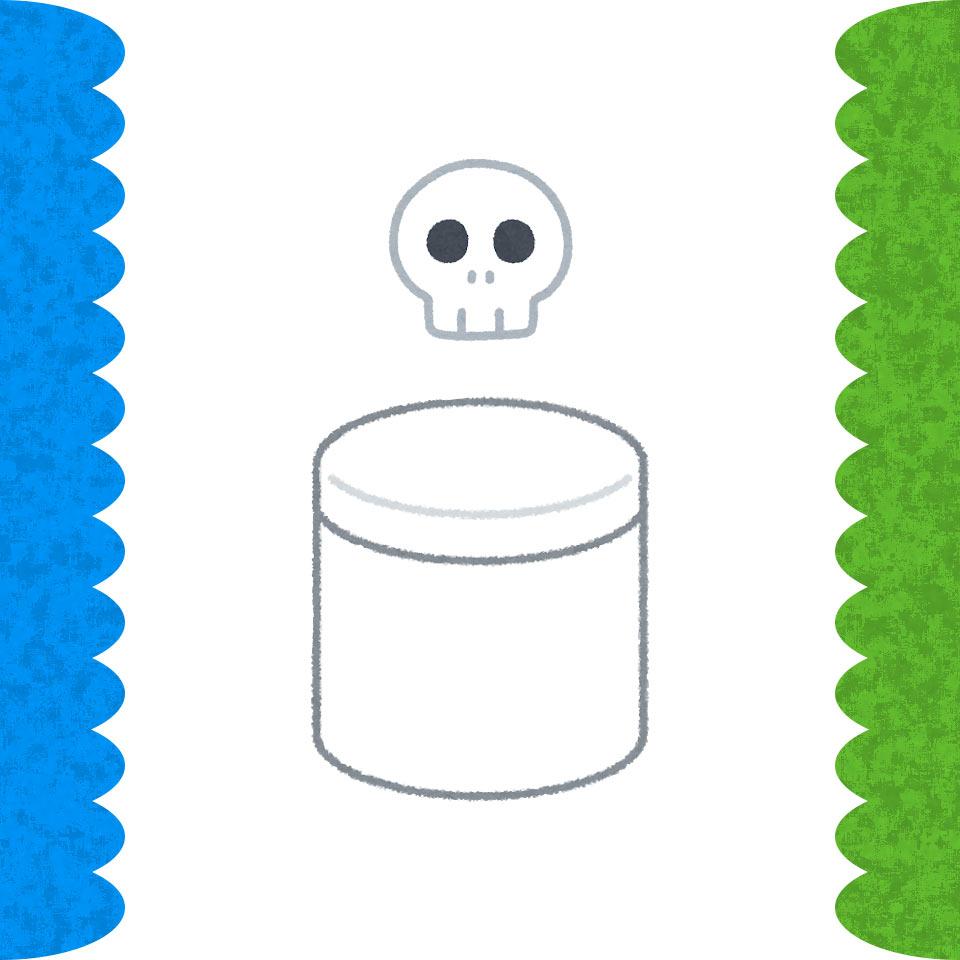 手元供養と散骨と残りの遺骨