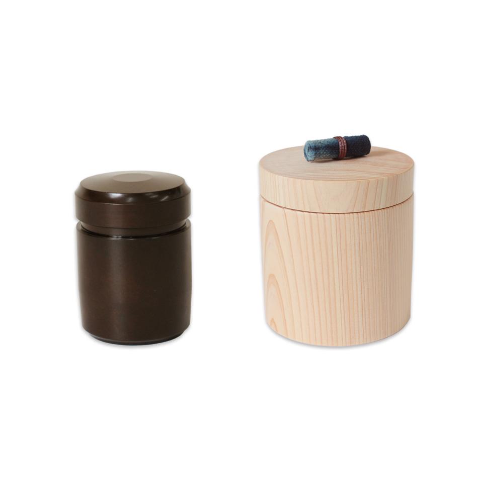 手元供養のミニ骨壷に適した素材