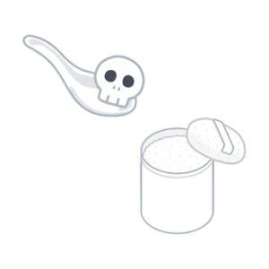 手元供養の分骨